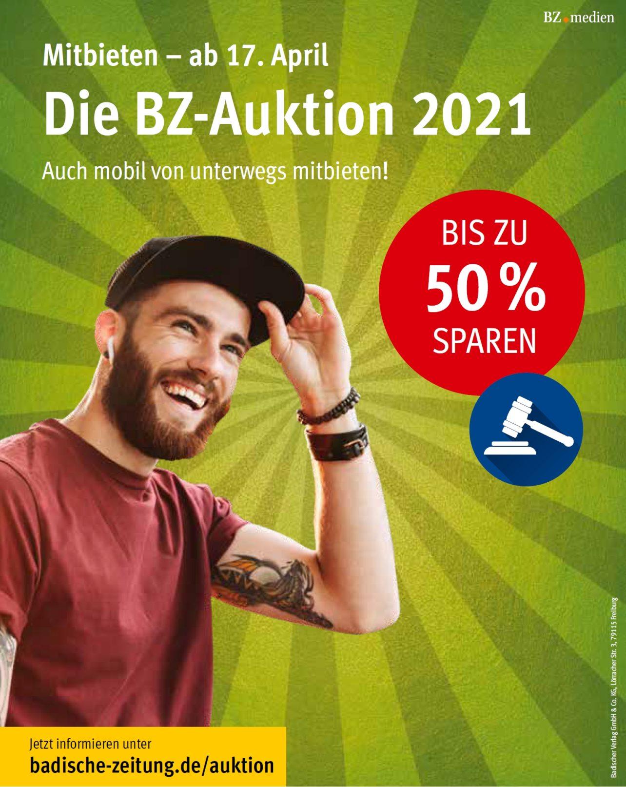 BZ-Auktion 2021